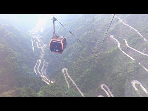 Tianmen Mountain Cableway