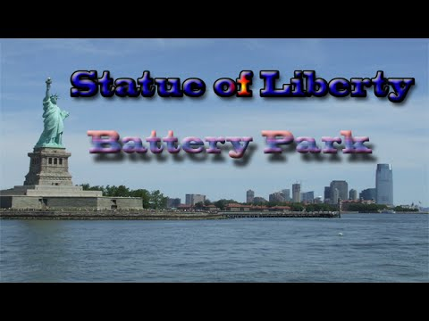 New York Travel Destination & Attractions | Visit  Statue of Liberty and Battery Park  Show