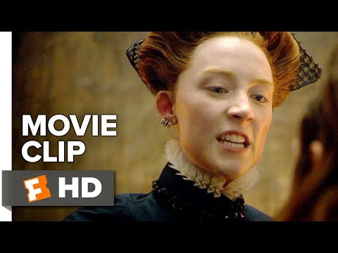 Mary Queen of Scots Movie Clip - Withdraw From Court (2018) | Movieclips Coming Soon