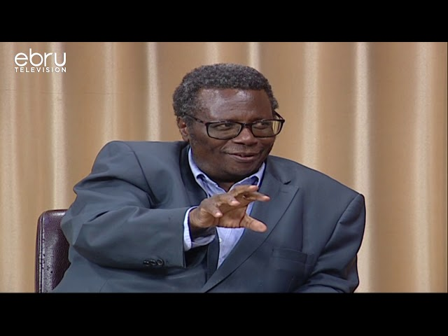 The Coalition Between Raila & Uhuru Is Only For Political Relevance~Prof Macharia