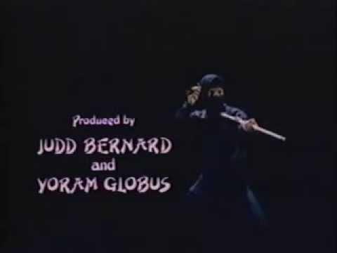 Enter The Ninja // 1981 // Menahem Golan - Intro Credits
