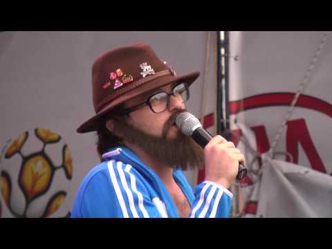 """Дзідзьо - Кобіта """"KIA Fan Fest 2012 Lutsk"""" ( 30.06.2012 )"""