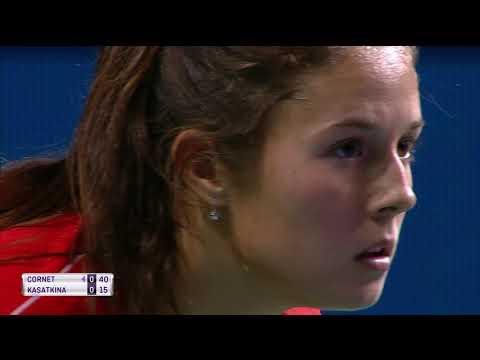 VTB Kremlin Cup 2018 — A. Cornet vs D. Kasatkina