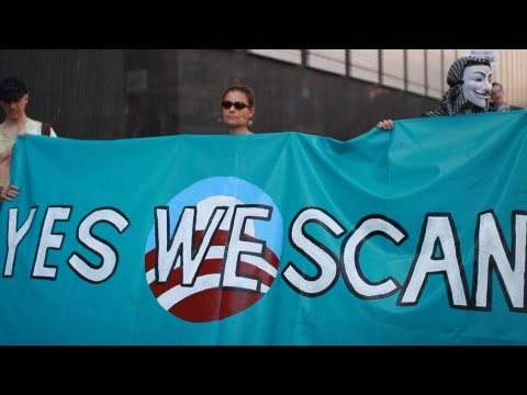 1984 Day: Why People Are Protesting The NSA