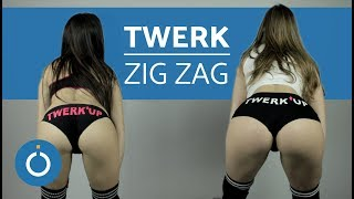 TWERK movement for INTERMEDIATE LEVELS: Zig Zaz