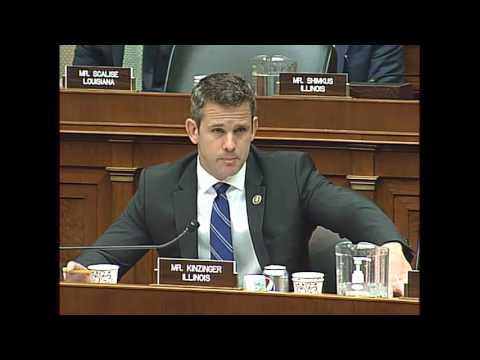 Rep. Kinzinger: Oversight of the Federal Communications Commission