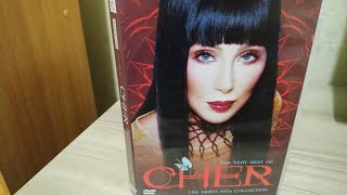 Unboxing The Very Best of Cher - The video Hits Collection DVD