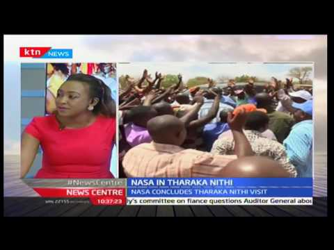 Political analyst-Gabriel Muthuma explains the massive turnout at NASA's rally in Tharaka Nithi-Meru