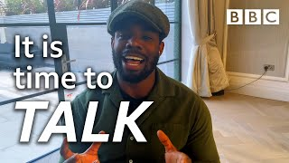 Talking is a strength not a weakness | Mental Health Awareness Week - BBC
