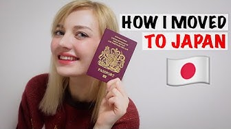 HOW YOU CAN GET A JAPANESE VISA!! | Living and working in Japan