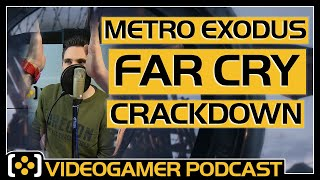 Metro Exodus, Far Cry New Dawn, Crackdown, Jump Force, Dirt Rally ALL REVIEWED - VideoGamer Podcast