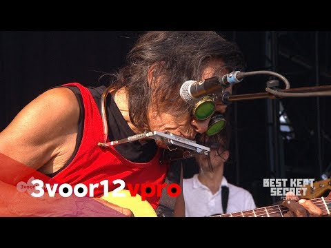 Rodriguez - live at Best Kept Secret 2018