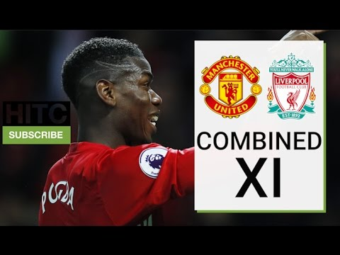 Manchester United And Liverpool Combined XI