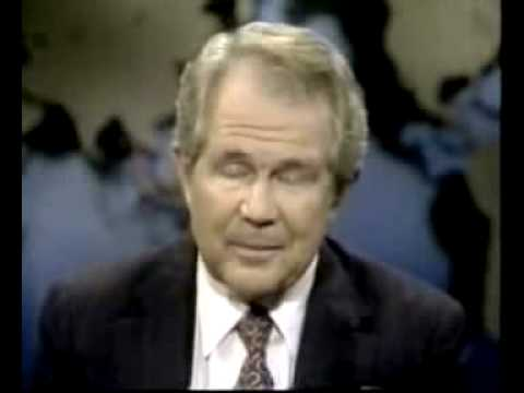 Pat Robertson Overheard During Commercial.