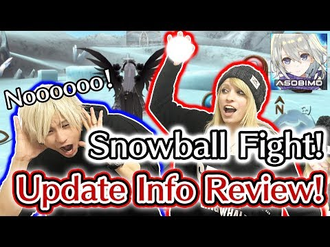 【Live】Toram Online ENG Live Stream! Snowball Fight & Update Info Review!| #355