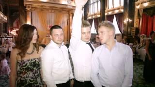 Интерактивная викторина для проектора на свадьбе Карины и Сергея