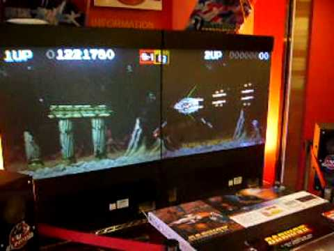 Darius II Double screen - YouTube