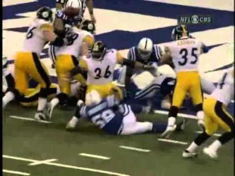 Big Ben's miraculous tackle
