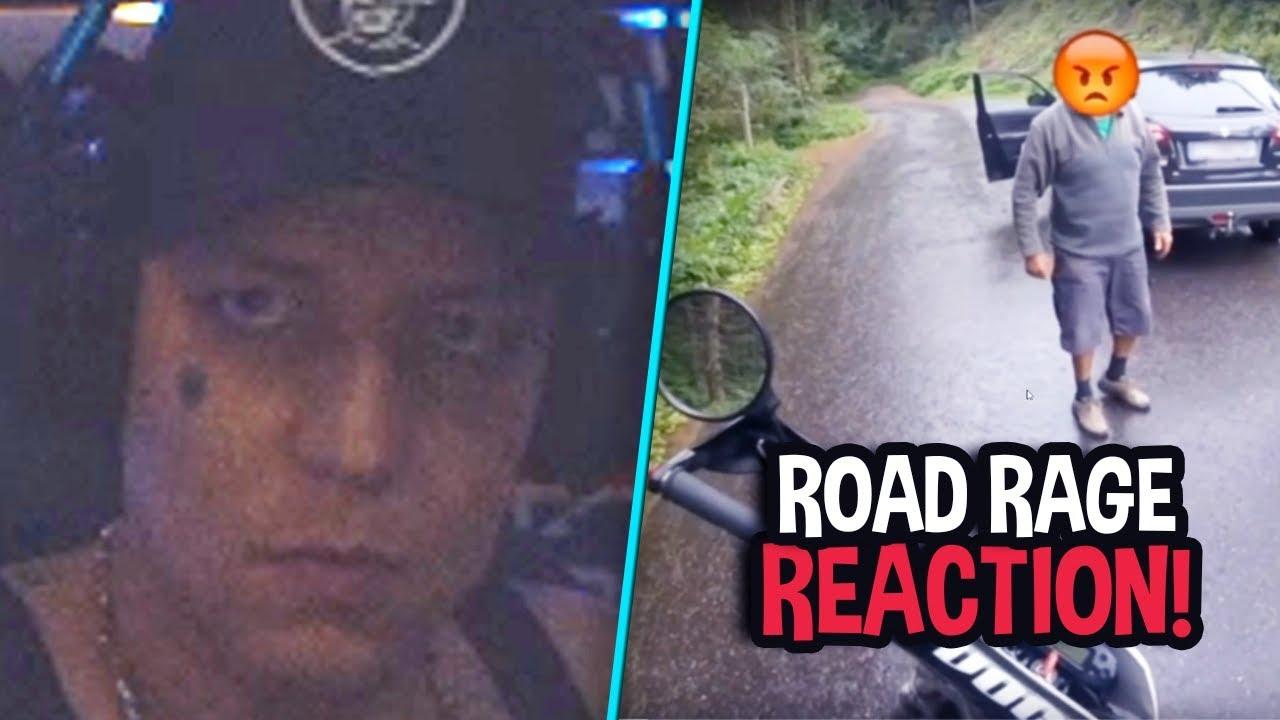Download Monte wird sauer! 😂 Reaktion auf dumme Mopedfahrer 🤔 MontanaBlack Reaktion
