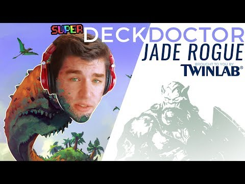 Super Deck Doctor ep. 1 w/ Firebat: Ultrasaur Jade Rogue