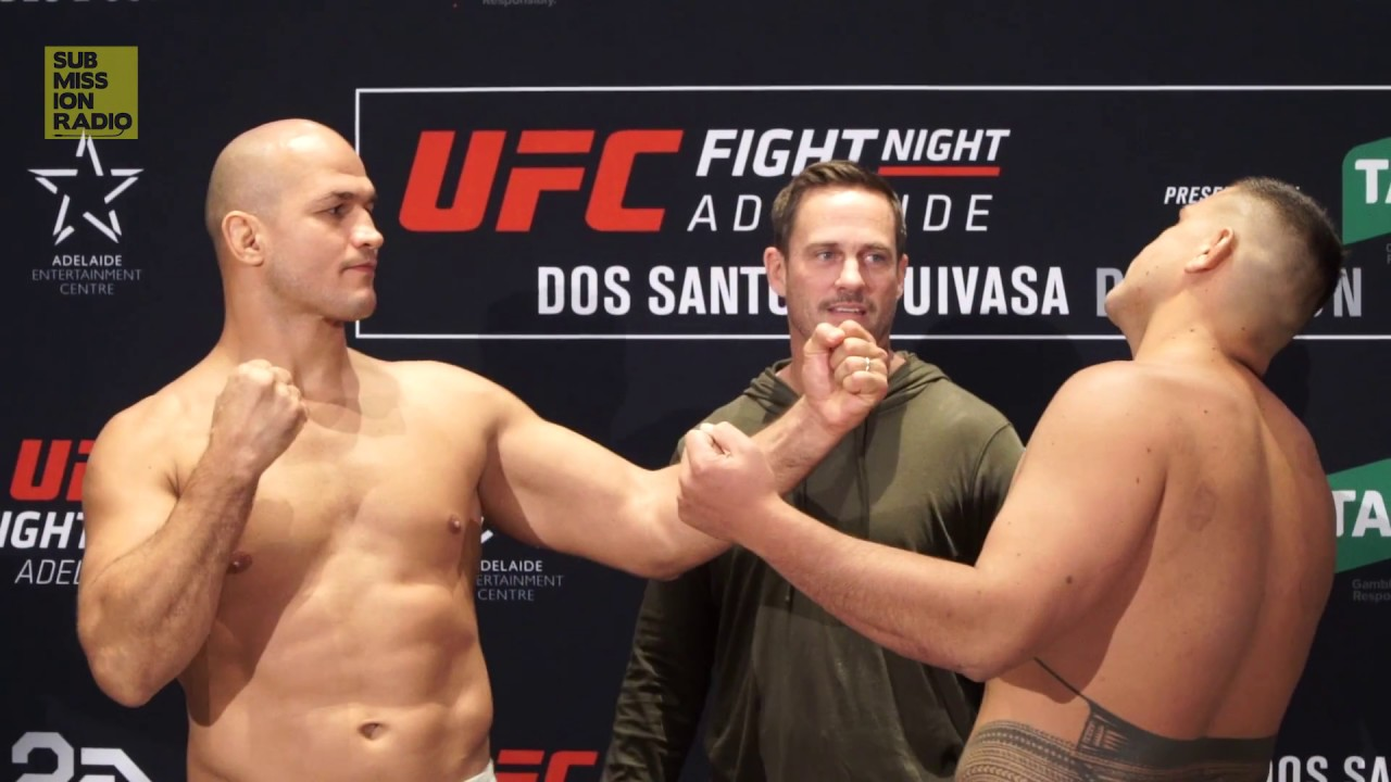 Image result for Junior Dos Santos vs. Tai Tuivasa