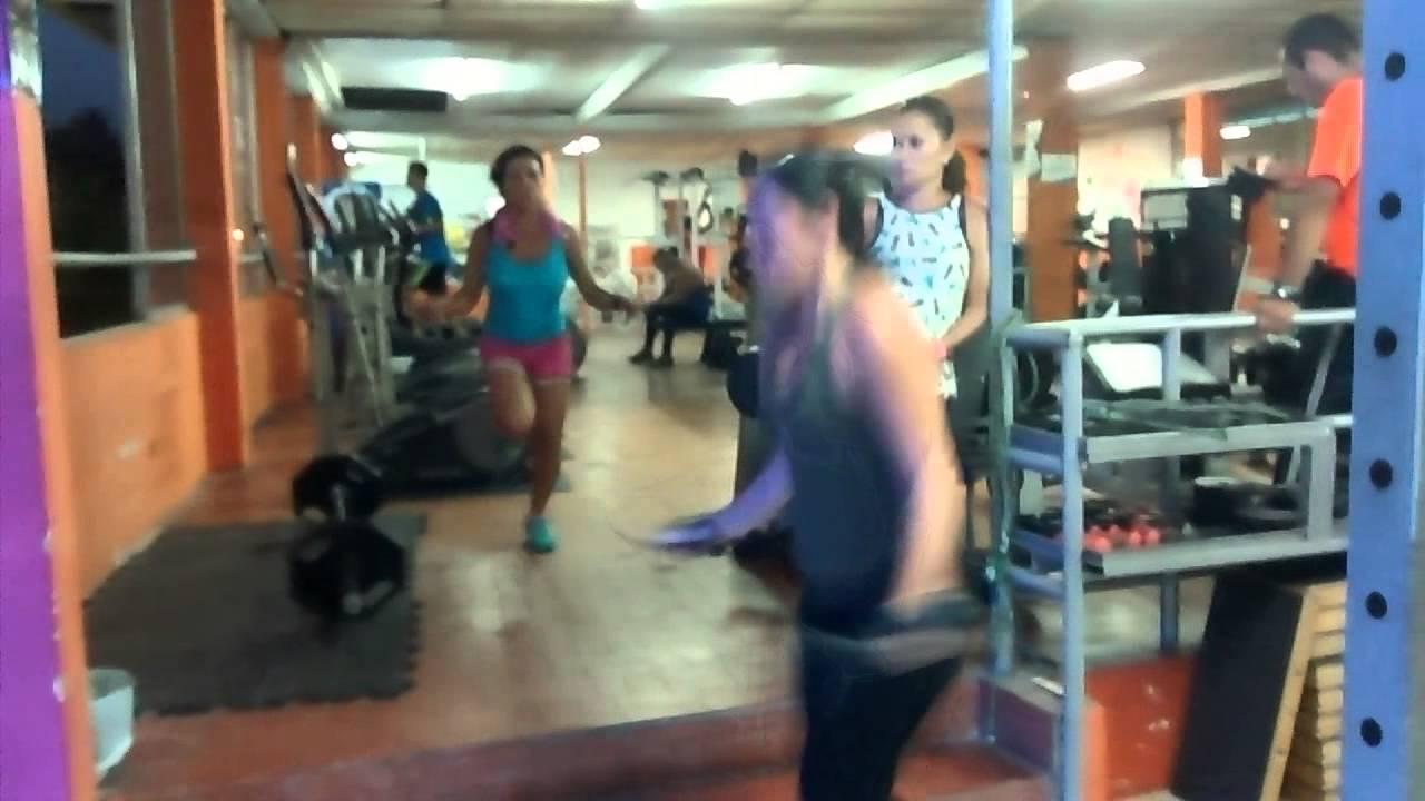 Circuito Gym : Clase circuito funcional atlantis gym youtube