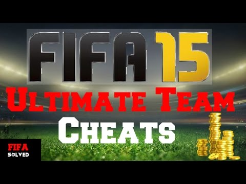 FIFA 15 Ultimate Team Cheats (Coinage)