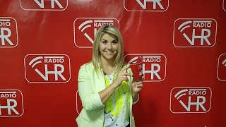 Beatrice Egli im Interview bei Radio VHR