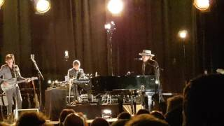 Bob Dylan - Things Have Changed - live @ Oslo Spektrum - 04.04.17