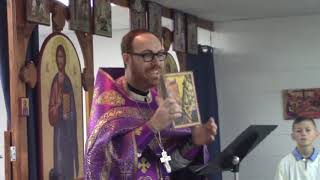 4th Sunday of Great lent. 2019 thumbnail