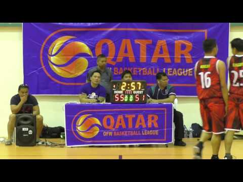 JCAB VS DOHA DESERT – 4TH PERIOD (MARCH 17, 2017)