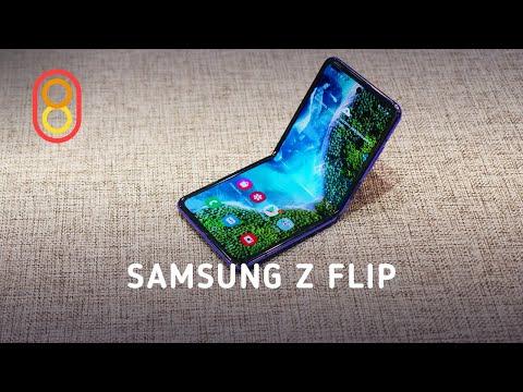 ГИБКИЙ Samsung Z Flip — обзор