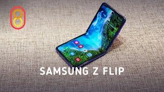 ГИБКИЙ Samsung Z Flip — первый обзор