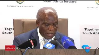 WATCH: Media briefing on the detection of the Fall Armyworm