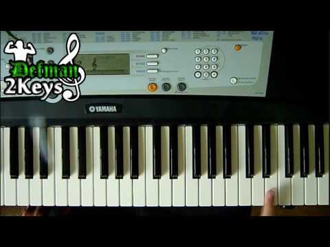 Eko Fresh - Gheddo - Piano Tutorial