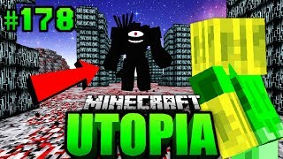 ZEITREISE nach 2020?! - Minecraft Utopia #178 [Deutsch/HD]