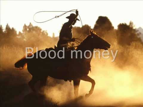 Jon Bon Jovi - Blood Money Lyrics