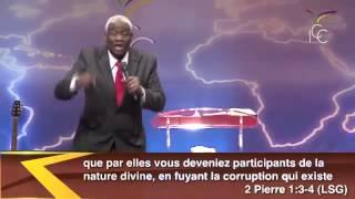 Dr Mamadou KARAMBIRI Manifeste la vie surnaturelle que tu as reçue