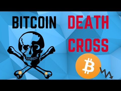 Bitcoin DEATH CROSS Is Here! 3k INCOMING?