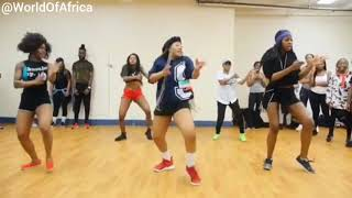 Black Panther Challenge - @dance_with_judithmccarthy @nedrathedancer @queenbosa_bosa