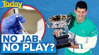 Novak Djokovic could be banned from the Australian Open | Coronavirus