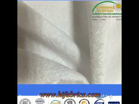 China Wholesale Customized Poly Knit Waterproof Fabrics Textiles for Bedbug Cover
