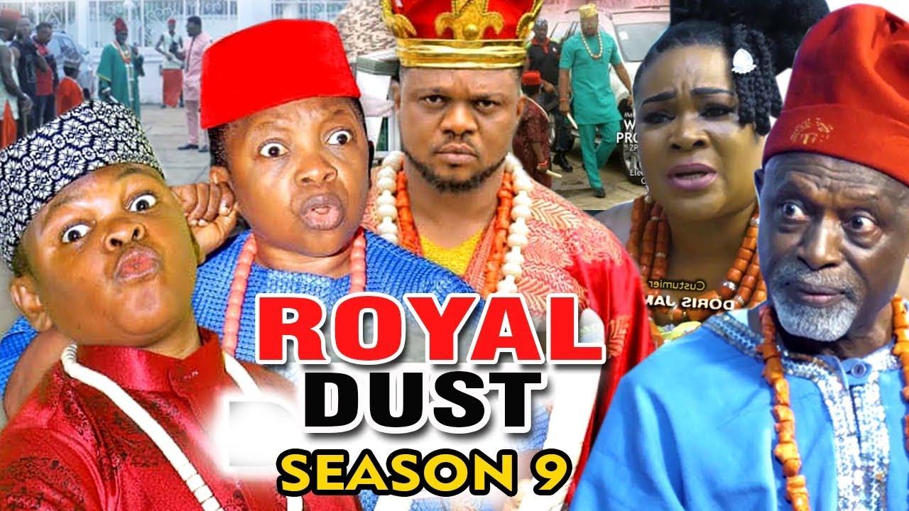 Download ROYAL DUST SEASON 9 - Ken Erics | New Movie | 2019 Latest Nigerian Nollywood Movie Full HD