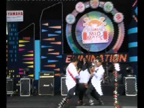 YamahaMMF 2014 Elimination Surabaya ROCK - Magic