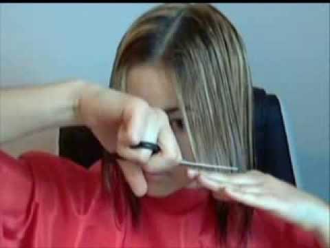 DIY Come tagliarsi i capelli a caschetto da sola tutorial e video