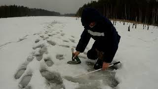 Рыбалка на жерлицы и результат