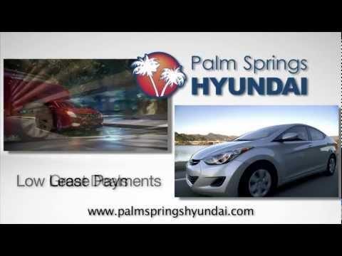 Hyundai Palm Springs - Fallbrook Digital Studios - Steve Shelden