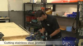 Best practices for cutting Schluter®-Systems Profiles