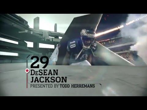 Top 100 Players of 2011 #29 DeSean Jackson