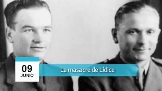 09 de Junio - La masacre de Lídice
